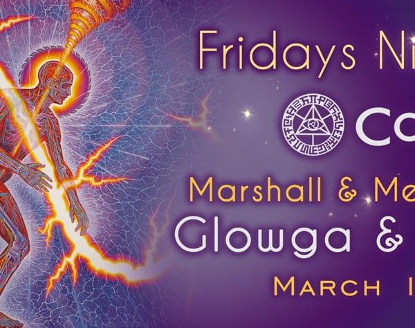 Glowga & Gongs at CoSM